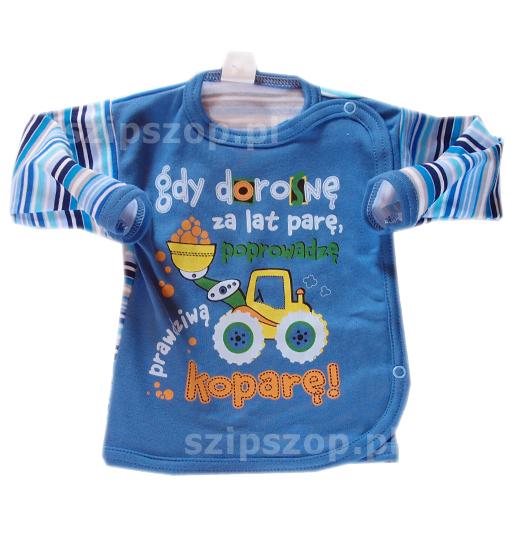 koszulka niemowlęca czyli kaftanik dla niemowląt