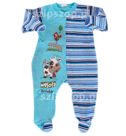 Pajacyk - ubranko dla niemowlaka