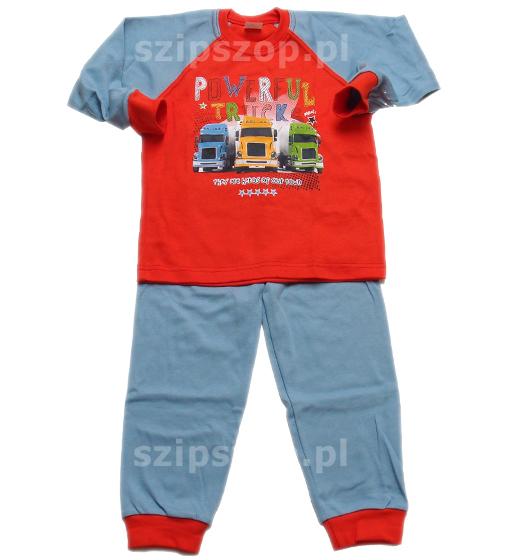 piżamka dla małego dziecka, ciepła i wygodna