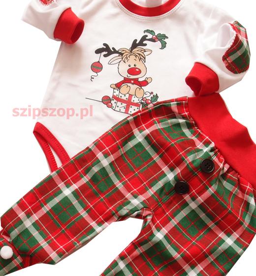ciuszki świąteczne dla niemowląt