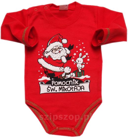 Body Mikołaj na święta