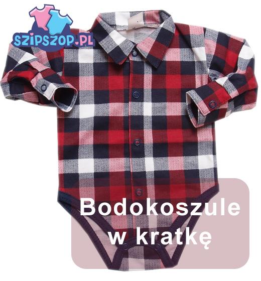 Body koszulwe dla niemowląt