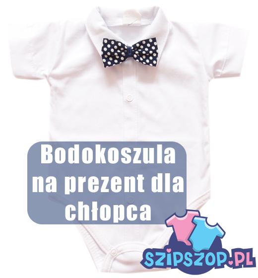 Body koszulowe dla chłopca