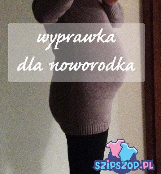 wyprawka dla noworodka do spania