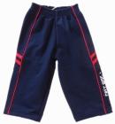 Spodnie dresowe dla dzieci Sporciaki granatowe 74