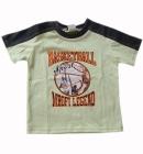 T-shirt dziecięcy Sporciak jasny zielony 92