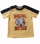 T-shirt dziecięcy Sporciak słoneczny 92