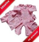 Wyprawka dla noworodka Zeberka róż na prezent 5 częœci 56