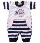 Rampersy dla niemowlšt Mały Marynarz 62