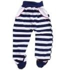 Półœpioch dla niemowlšt Marynarz ze stopkami 86